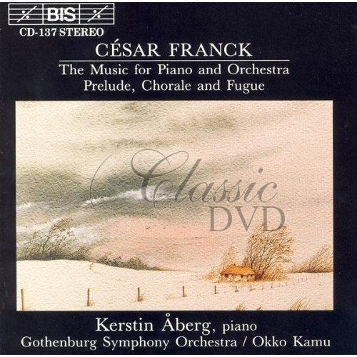 FRANCK,C.: Music for Piano and Orchestra (CD)
