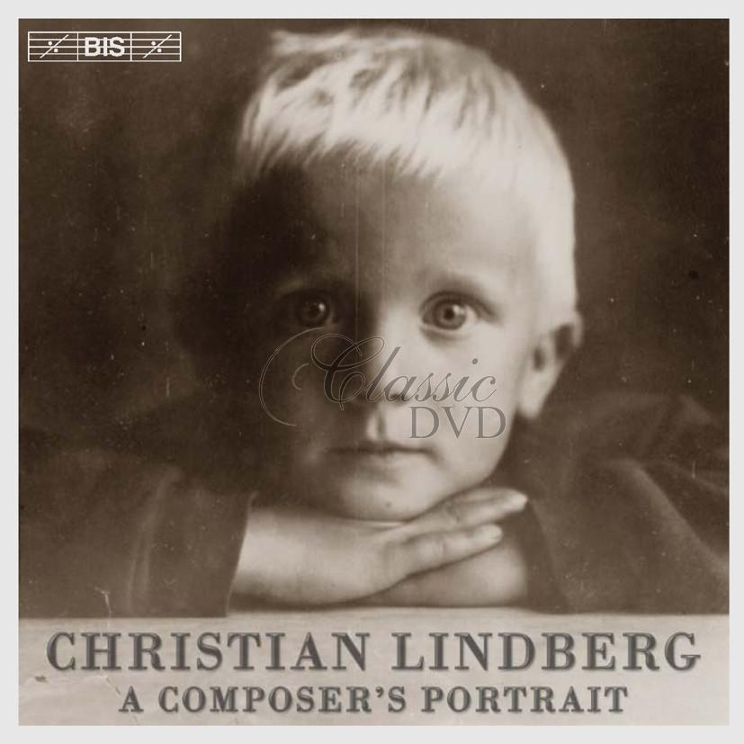 Christian Lindberg - A composer´s portrait (CD)