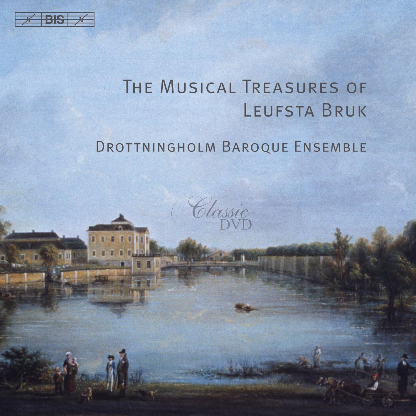 The Musical Treasures of Leufsta Bruk (CD)
