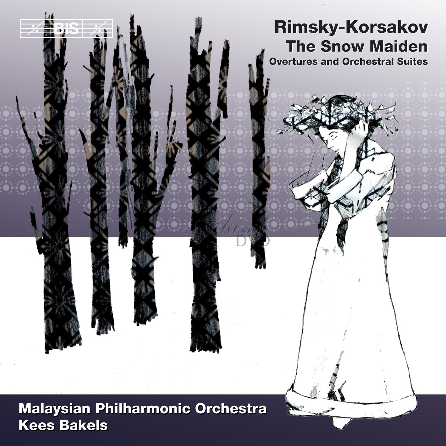Rimsky-Korsakov - The Snow Maiden (CD)