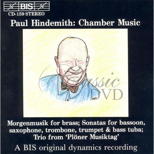 HINDEMITH,P.: Chamber Music (CD)