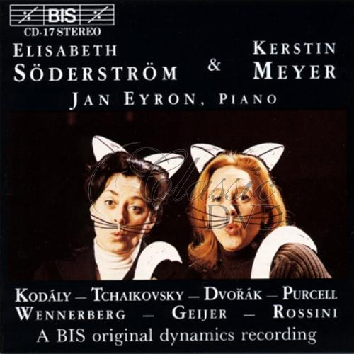 SÖDERSTRÖM & MEYER: Duets (CD)