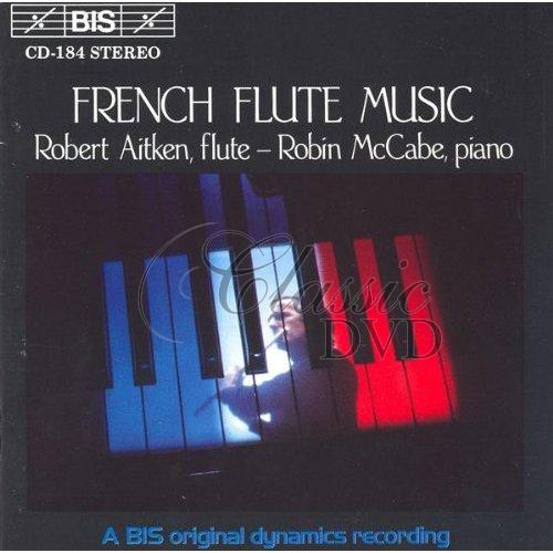 FRENCH FLUTE MUSIC (CD)