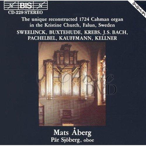 MUSIC FOR A CAHMAN ORGAN (CD)