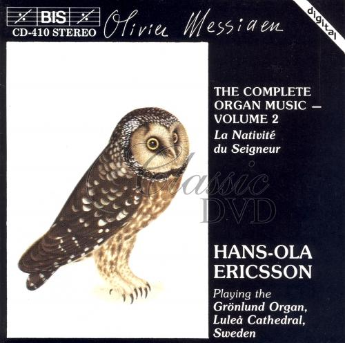 MESSIAEN,O.: Complete Organ Music, Vol.2 (CD)