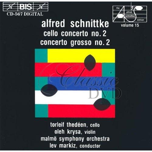 SCHNITTKE,A.: Concerto 2; Concerto grosso 2 (CD)