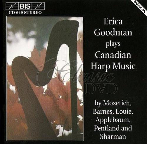 CANADIAN HARP MUSIC (CD)