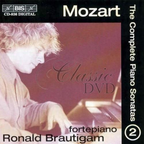 MOZART,W.A.: Complete Solo Piano Music, Vol.2 (CD)