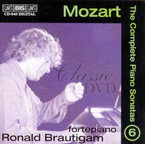 MOZART,W.A.: Complete Solo Piano Music, Vol.6 (CD)