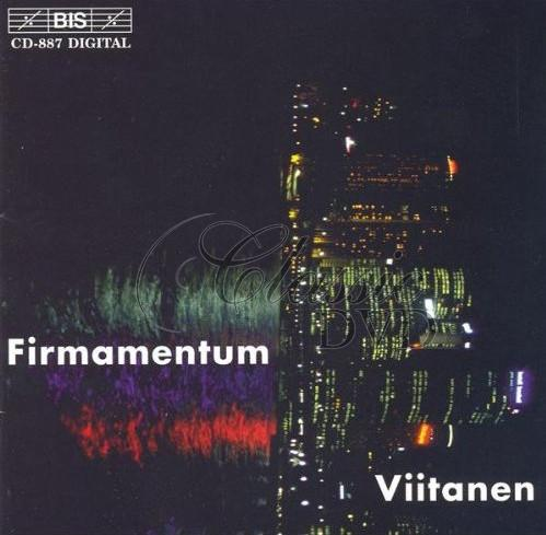 VIITANEN,H.: Firmamentum, Concerto for Organ and orchestra (CD)