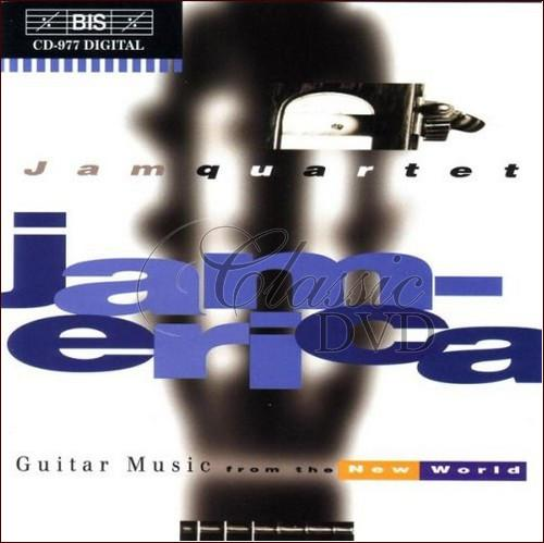 Jamerica - Guitar Music from the New World (CD)