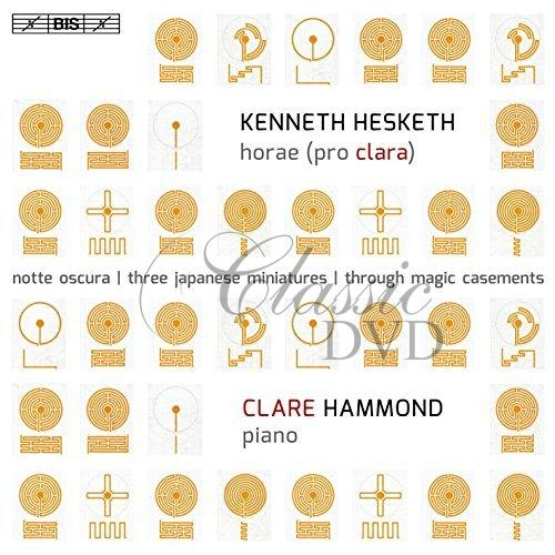 Kenneth Hesketh - Horae (pro clara) (SACD)