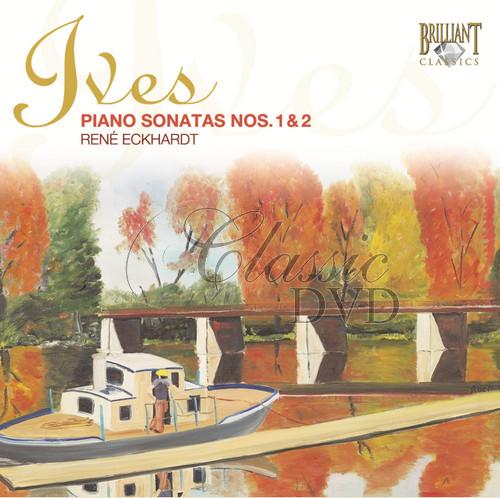 IVES,C.: Piano Sonatas (CD)