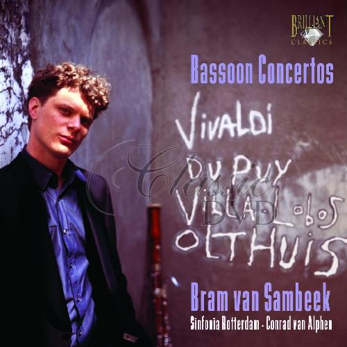 BASSOON CONCERTOS: The Art of the Bassoon (CD)
