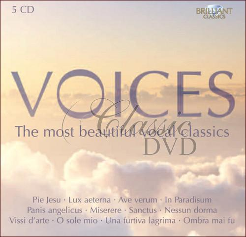 VOICES - The Most Beutiful Vocal Classics (5CD)