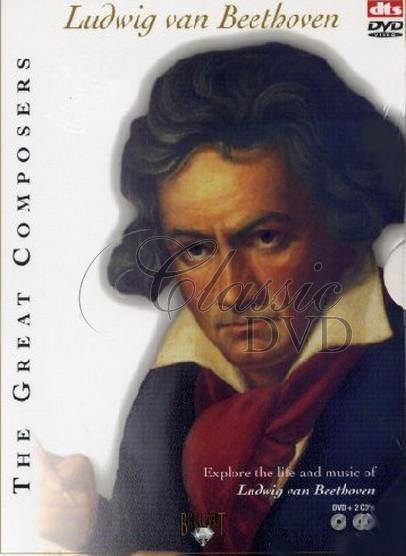 BEETHOVEN,L.V.: Collection - The Great Composers (DVD+2CD)