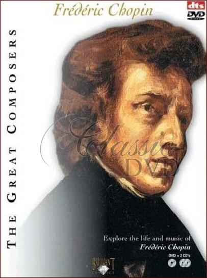 CHOPIN,F.: Collection - The Great Composers (DVD+2CD)