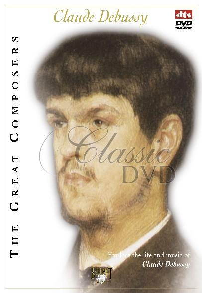 DEBUSSY,C.: Collection - The Great Composers (DVD+2CD)