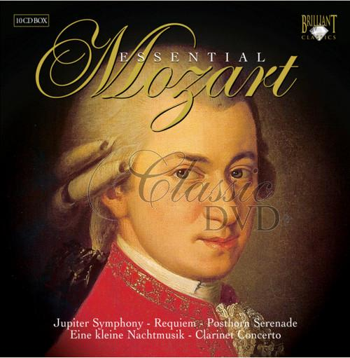 MOZART,W.A.: Essential - The Best Of (10CD)