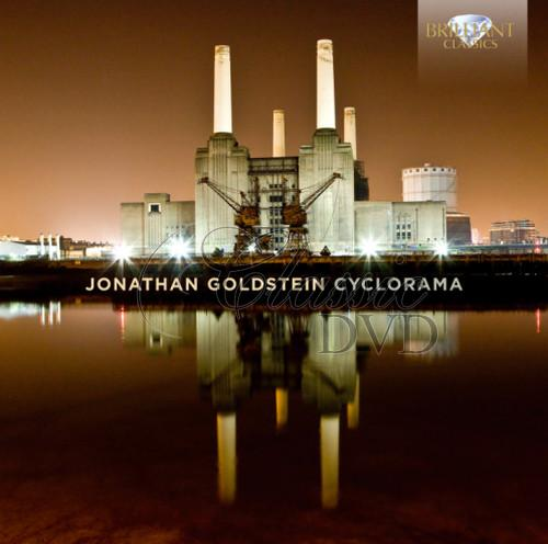 Jonathan Goldstein - Cyclorama (CD)