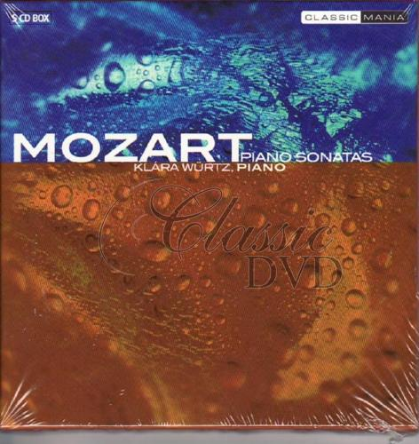 MOZART,W.A.: Piano sonatas (5CD)