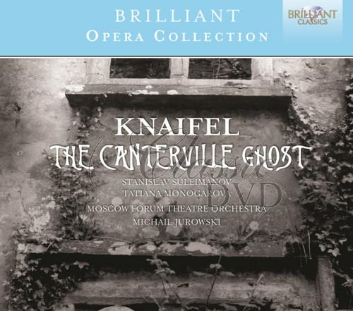 KNAIFEL,A.: The Canterville Ghost (CD)