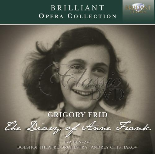 Frid: The Diary of Anne Frank (CD)