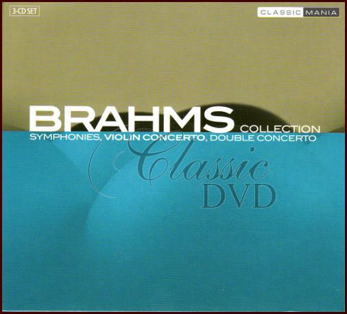 BRAHMS,J.: Collection (3CD)