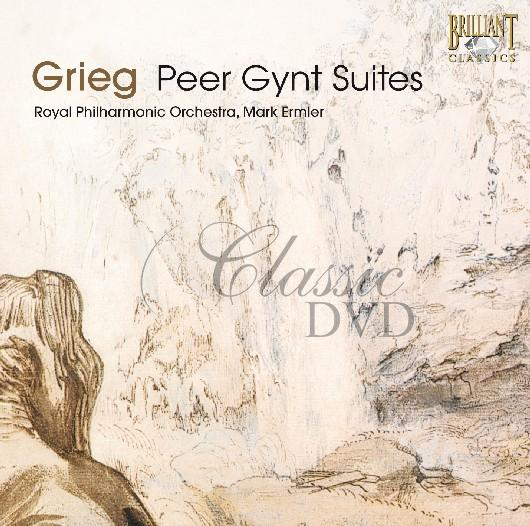 GRIEG,E.: Peer Gynt Suites. Royal Philharmonic. Ermler (CD)