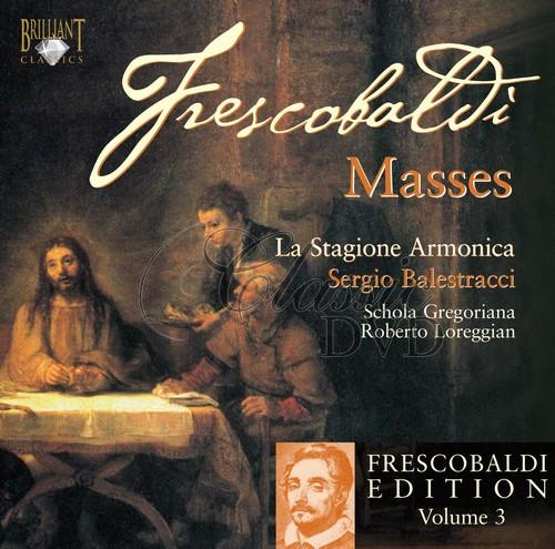 FRESCOBALDI,G.: Masses (CD)