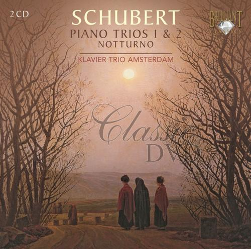 SCHUBERT,F.: Piano Trios 1 & 2 (2CD)