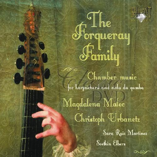FORQUERAY FAMILY: Chamber music (2CD)