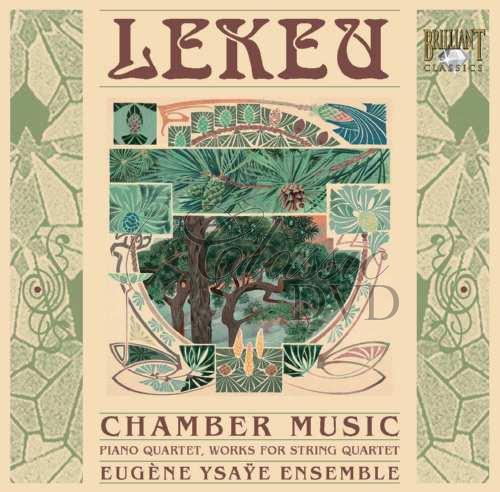 LEKEU,G.: Chamber Music (CD)