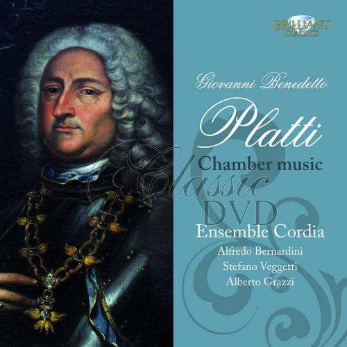 PLATTI,G.B.: Chamber music [Ensemble Cordia] (CD)