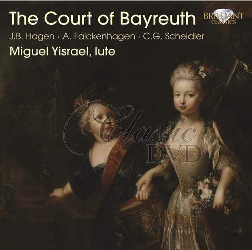 THE COURT OF BAYREUTH: Lute Music (CD)