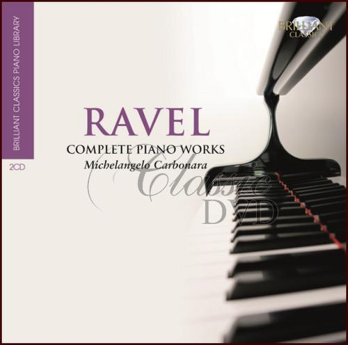 RAVEL,M.: Complete Piano Works (2CD)
