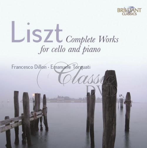LISZT,F.: Complete Cello and Piano music (CD)