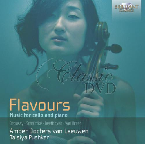 Flavours: Music for Cello and Piano (CD)