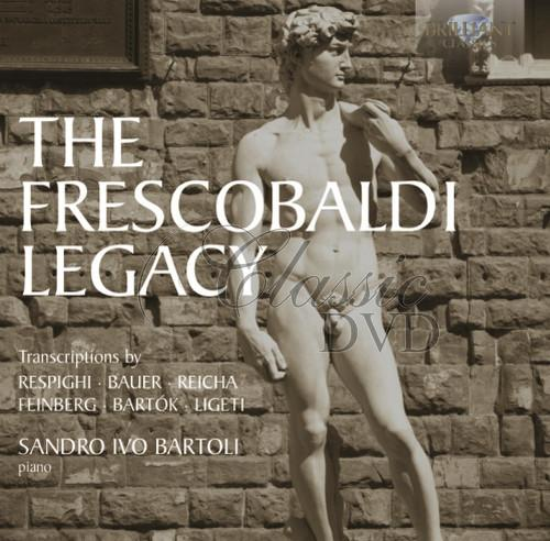 The Frescobaldi Legacy (CD)