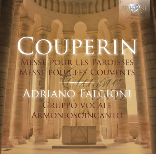 COUPERIN,F.: Mass for the Parishes ∙ Mass for the Convents (2CD)