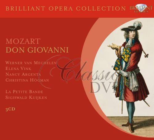 MOZART,W.A.: Don Giovanni, K527 (3CD)