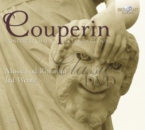 COUPERIN,F.: Concerts Royaux (3CD)