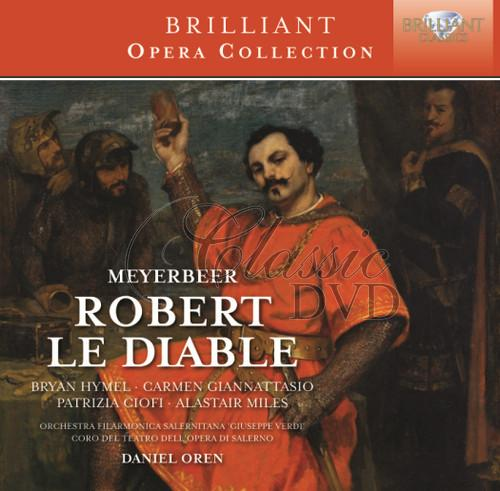 MEYERBEER,G.: Robert le Diable (3CD)