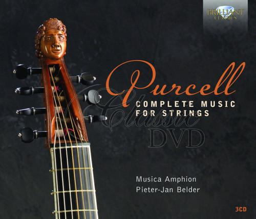 Purcell: Complete Music for Strings (3CD)