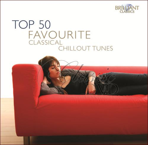 TOP 50 Favourite Classical Chillout Tunes (4CD)