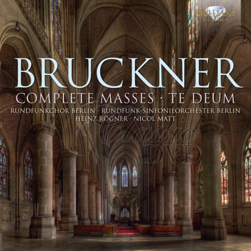 Bruckner: Complete Masses & Te Deum (3CD)