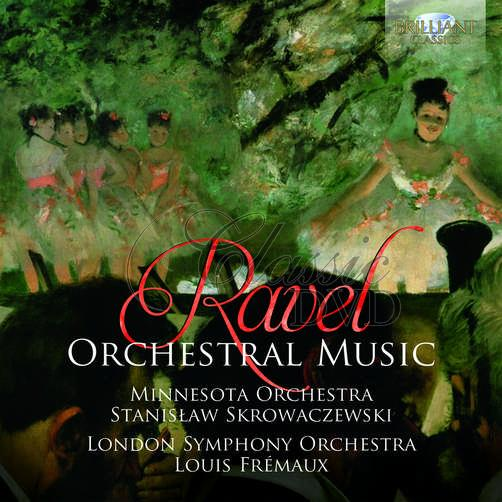 Ravel - Orchestral Music (2CD)