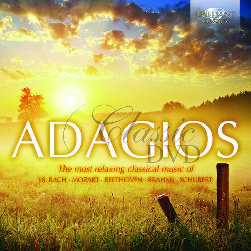 Adagios - The most relaxing classical music (2CD)