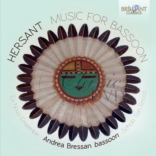 HERSANT: Music for Bassoon (CD)