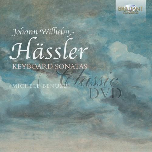 HASSLER: Keyboard Sonatas; Michele Benuzzi  (4CD)